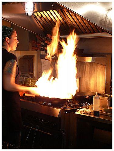 Fire Wok / Wokstar Intl. Noodle Cafe